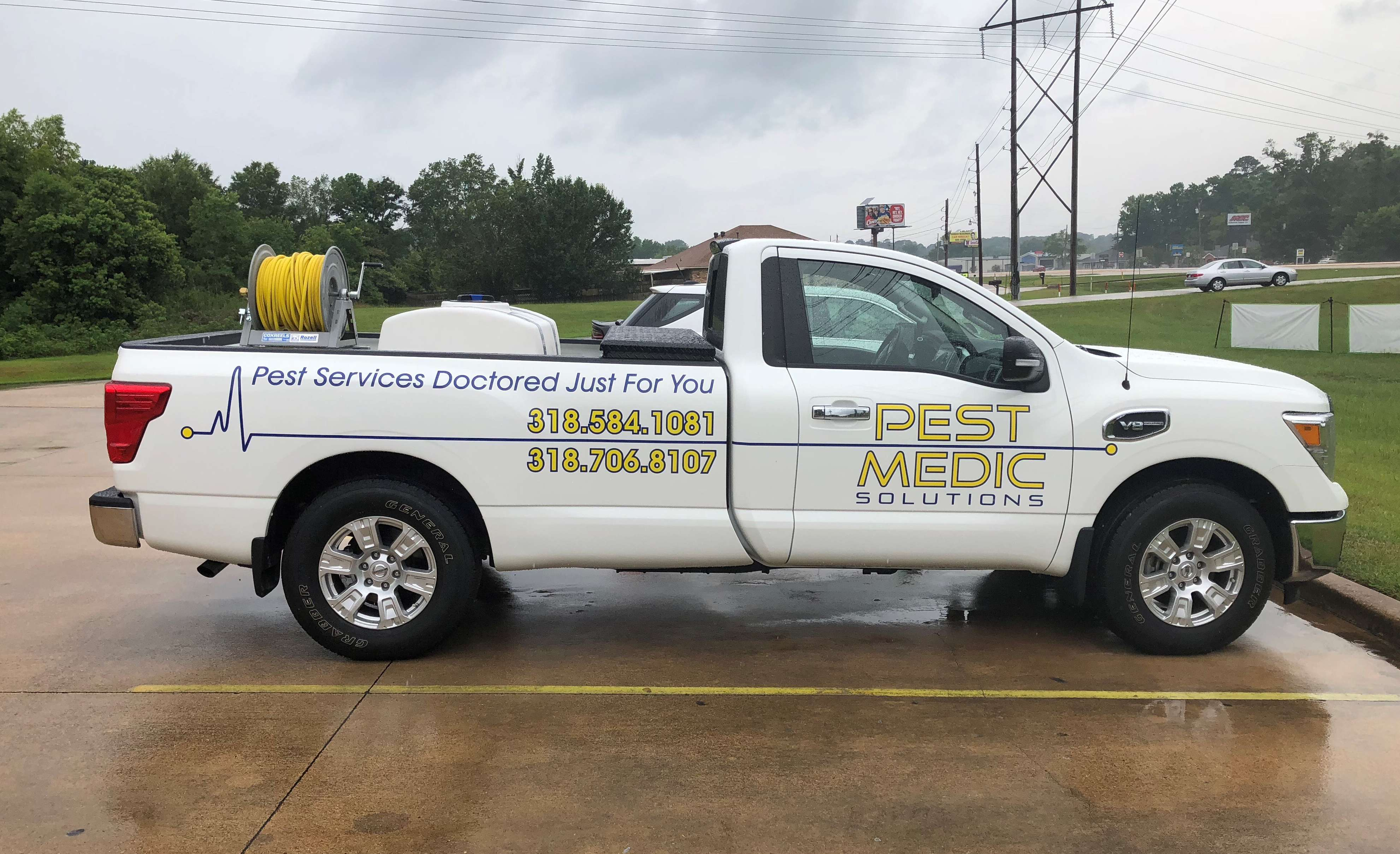 Pest control services in Shreveport, LA